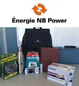 NB Power Door Prize
